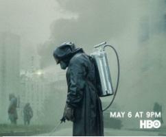 HBOの海外ドラマ「チェルノブイリ」の感想。どうしても福島のこと考えちゃう