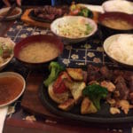 やっぱりお肉が食べたい! Heizo Teppanyaki Restaurant @Newmarket