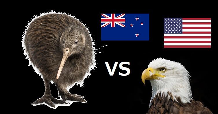 NZ人とアメリカ人の根底にある価値観の大きな違い 自由と公平さ