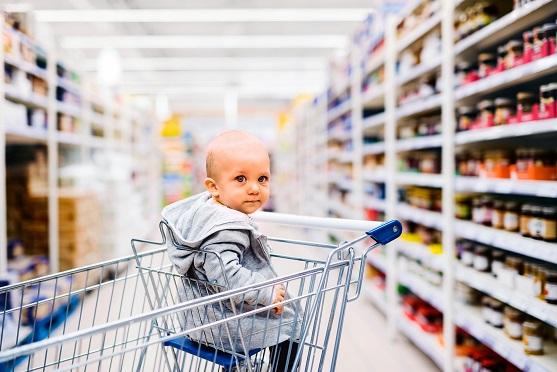 「全てのスーパーの中でパックンセイブが一番安いね」を英語で言ってみよう☆