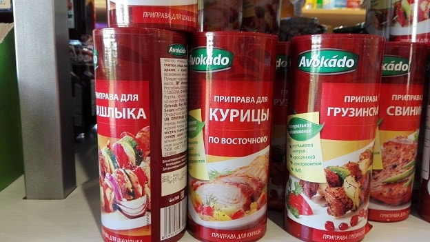 skazka ロシア食料品